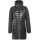 Haglöfs Bivvy II Down Parka Women true black solid
